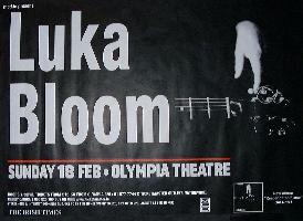 Luka Bloom Tour Dates Australia